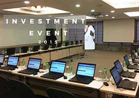 Investment Event